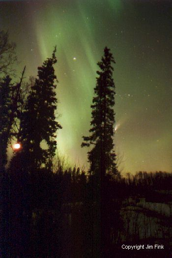 Aurora Borealis Northern Lights Picture